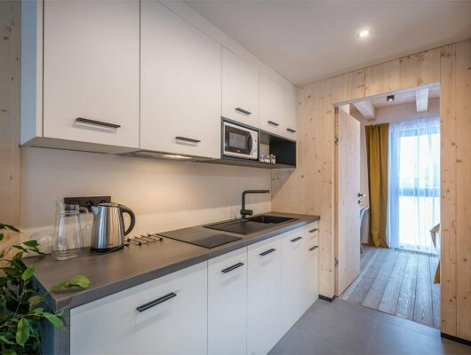 Accommodation for up to 6 people